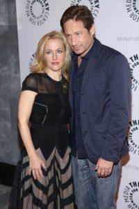 Gillian Anderson y David Duchovny volverán a protagonizar la nueva temporada de Los Expedientes Secretos X Foto:Getty