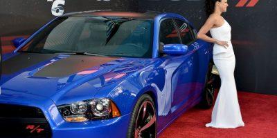 Fue vista con Zac Efron y Justin Bieber Foto:Getty