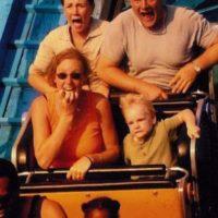¿Qué hace ese pequeño ahí? Foto:Tumblr.com/Tagged-gestos-montaña-rusa