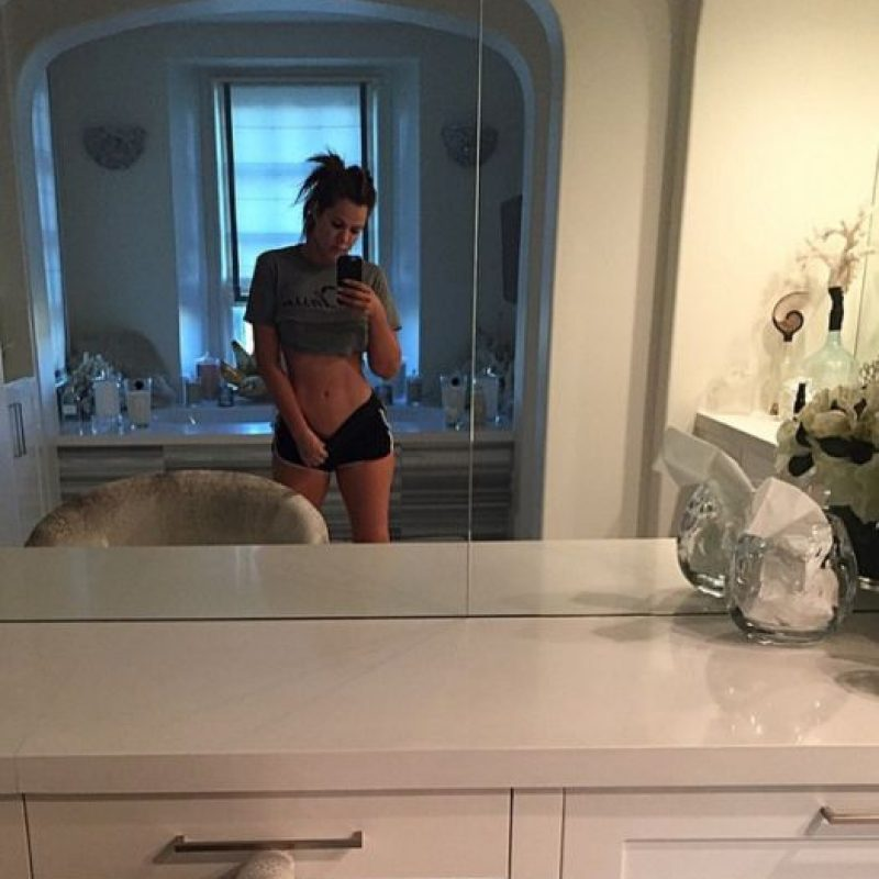 2015 Foto:Instagram Khloe Kardashian