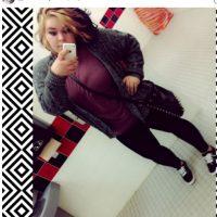"""Esto ha permitido que prendas """"prohibidas"""" para las mujeres plus- size sean ahora accesibles. Foto:Instagram"""