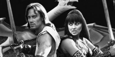"""La serie de """"Xena"""" fue un spin off de la serie """"Hércules"""", sin embargo este personaje se cruza en las aventuras de la guerrera. Foto:IMDB"""