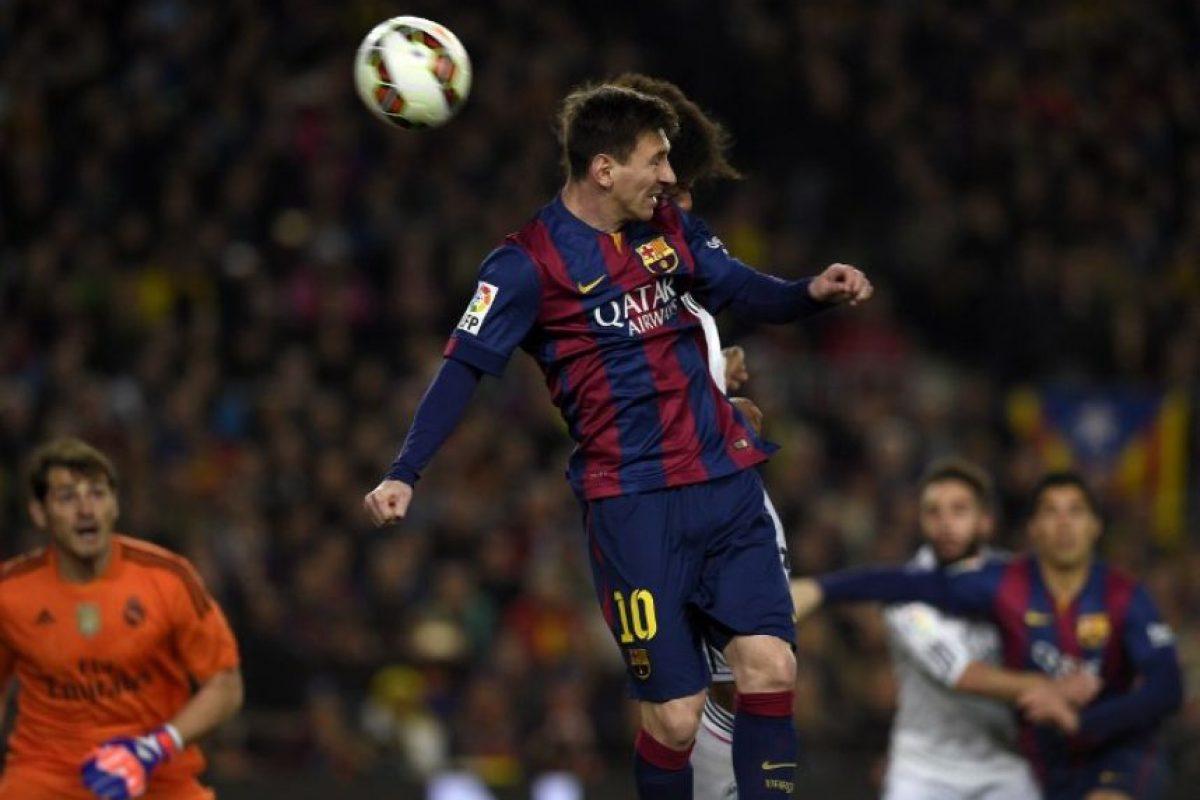 Messi ha recuperado su nivel y tiene a Barcelona en lo más alto de la Liga de España Foto:Getty Images