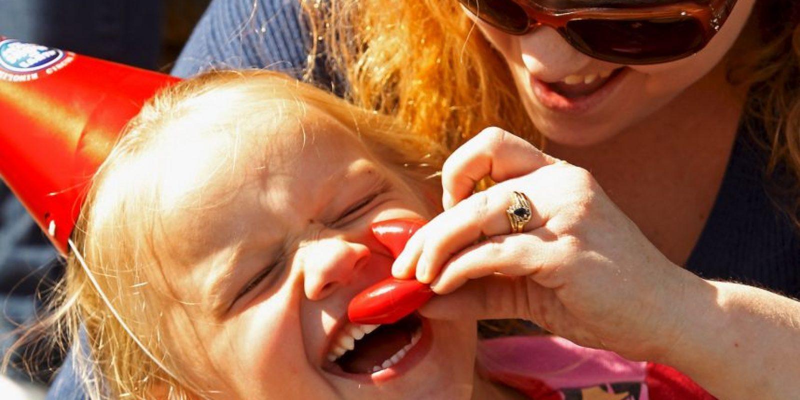 A la edad de los 4 años puede aumentar la probabilidad de que sea maltratado. Foto:Getty Images