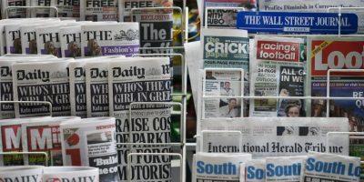 Una de ellas serán los convenios con periódicos estadounidenses para compartir noticias dentro de la red social. Foto:Getty