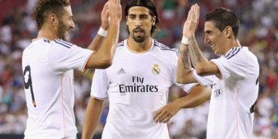 Su contrato con el Real Madrid vence el 30 de junio de 2015 y no ha renovado. Foto:Getty Images