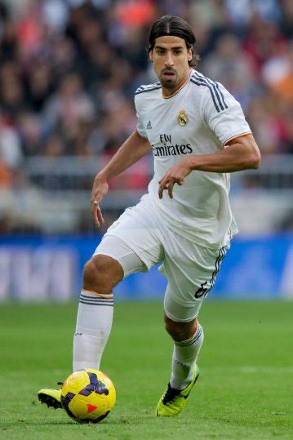 Con el conjunto merengue ha ganado 1 Liga de España, 2 Copa del Rey y 1 Supercopa de España. Foto:Getty Images