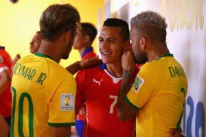 Será la primera vez que ambos equipos se vean las caras, luego de los octavos de final de Brasil 2014. Foto:Getty Images