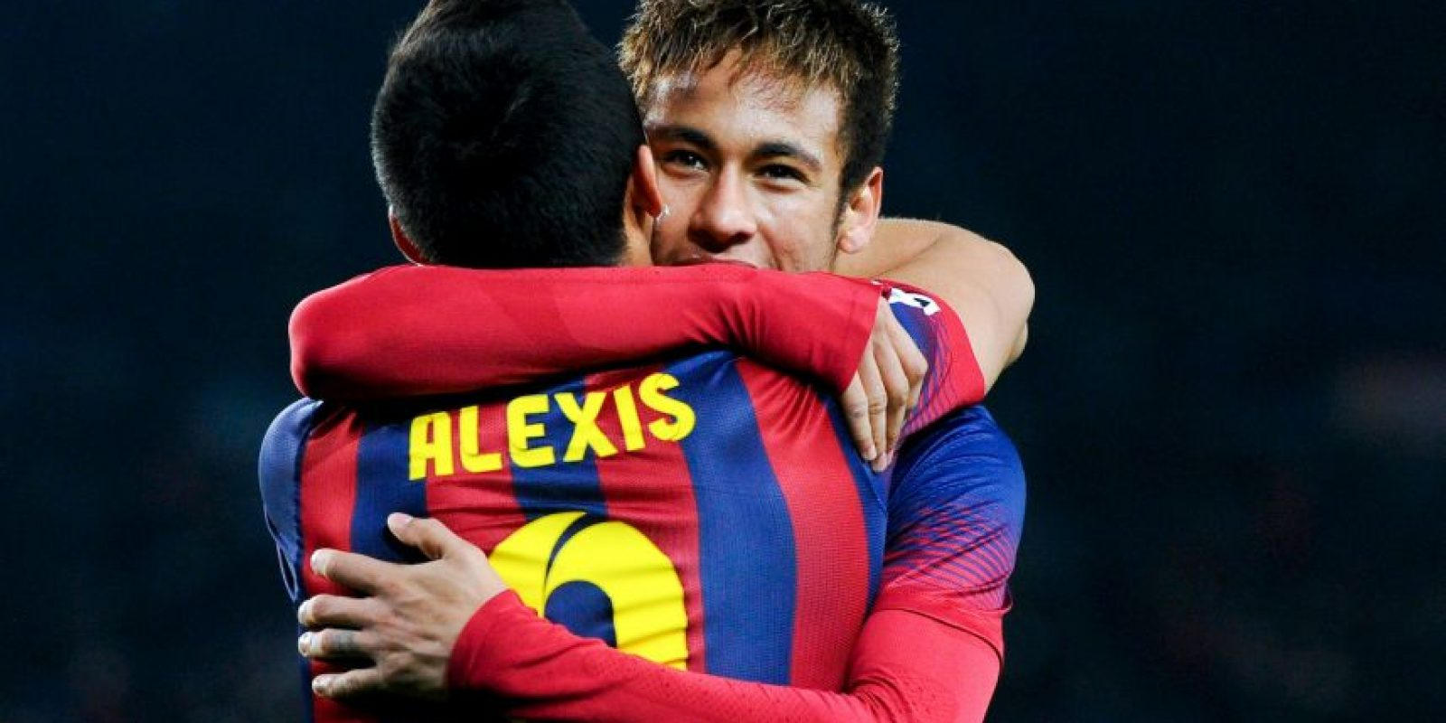 Ambos tuvieron buenas actuaciones juntos y formaron una dupla letal en el ataque del Barça. Foto:Getty Images