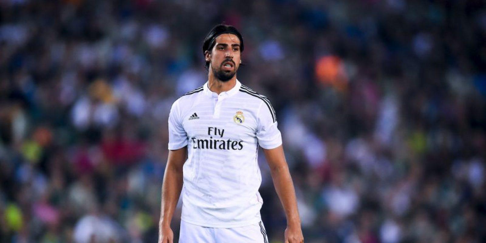 En 2010, tras su actuación destacada con la Selección de Alemania en Sudáfrica 2010, llegó al Real Madrid. Foto:Getty Images