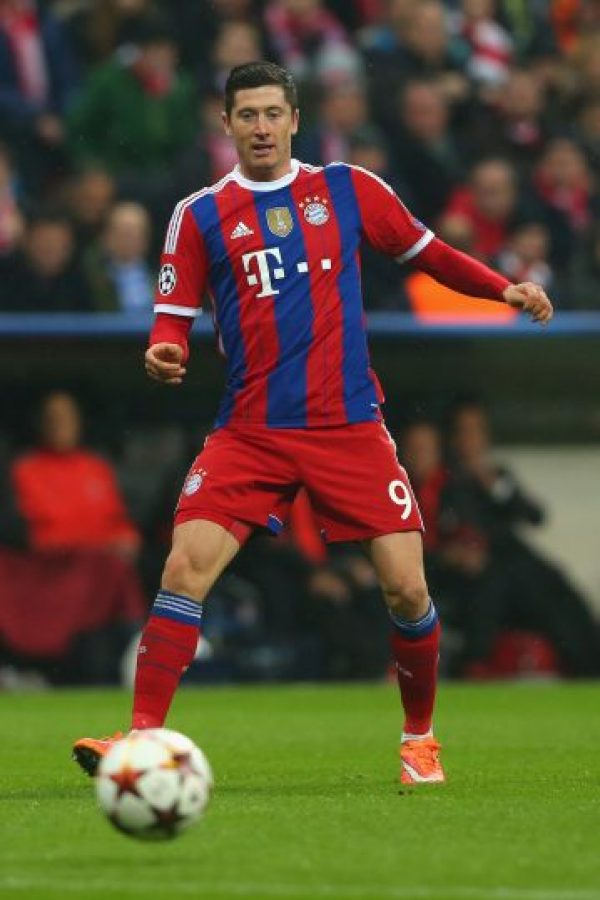 10. Robert Lewandowski (Bayern Munich) / Ingresos: 20.2 millones de euros. Foto: Getty Images