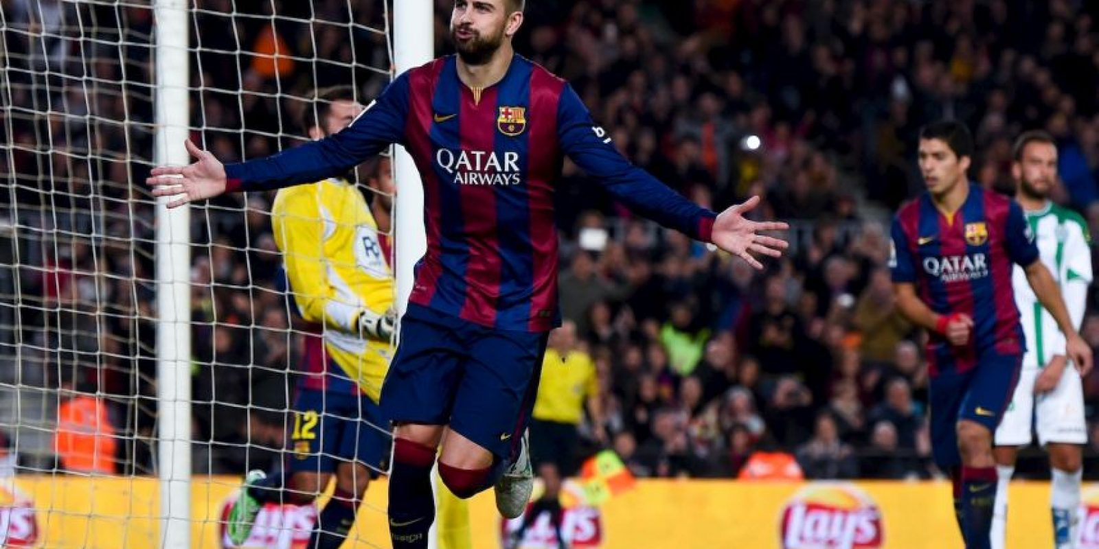 Nació el 2 de febrero de 1987 en Barcelona, España. Foto:Getty Images