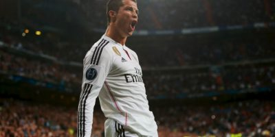 2. Cristiano Ronaldo (Real Madrid) / Ingresos: 54 millones de euros. Foto: Getty Images