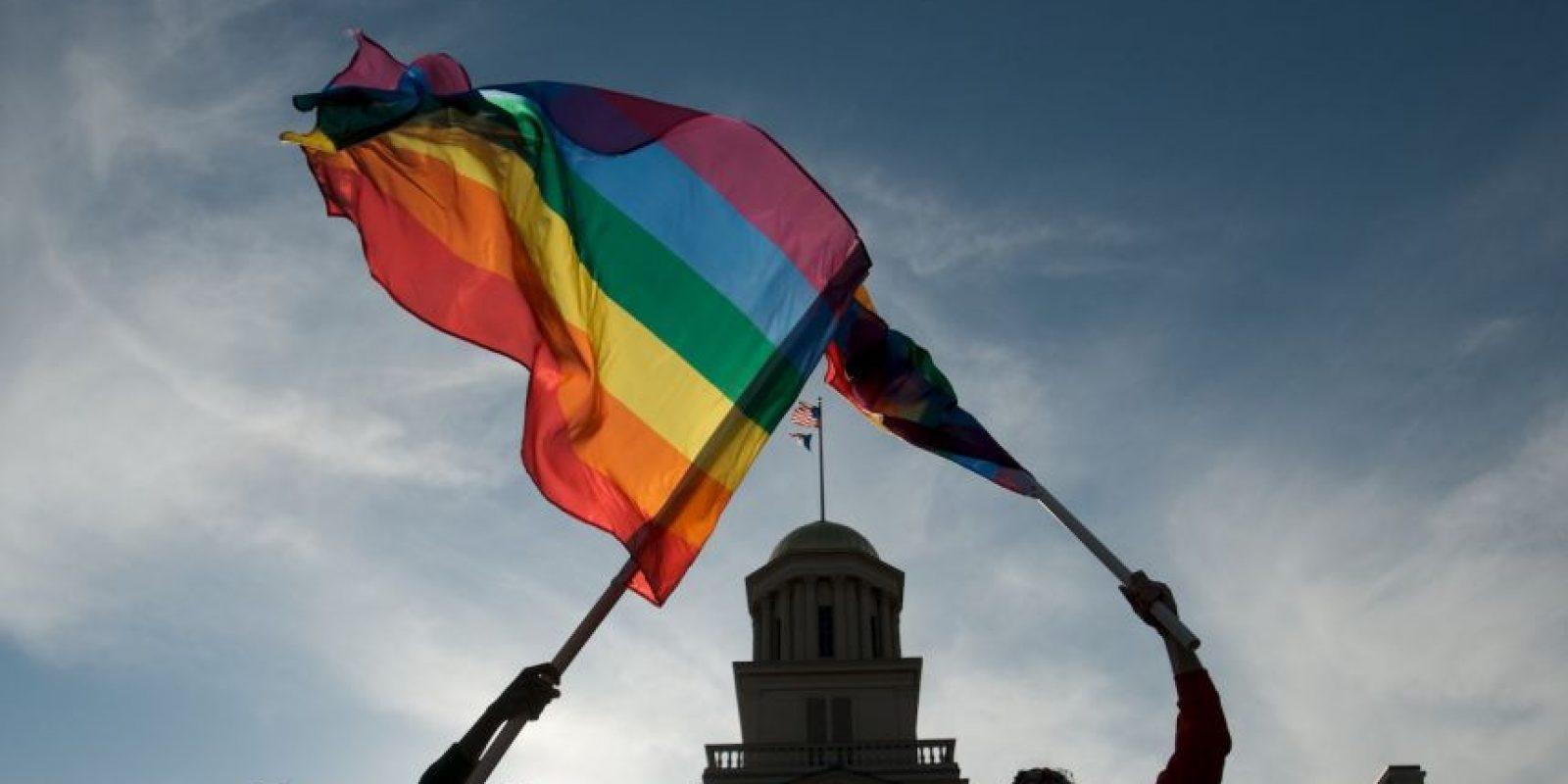 La comunidad transgénero fue la que se apropió de ella en el año 2000 y quien la introdujo gradualmente a la lengua coloquial. Foto:Getty Images