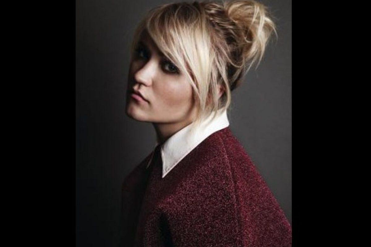 Actualmente tiene 23 años y continúa con su carrera como actriz Foto:Twitter @emilyosment