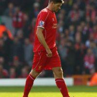 El inglés estuvo solo 42 segundos en el partido contra Manchester United Foto:Getty Images