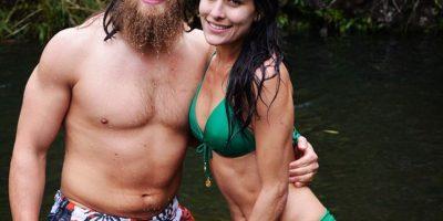 Es pareja de Daniel Bryan Foto:Instagram: @thebriebella