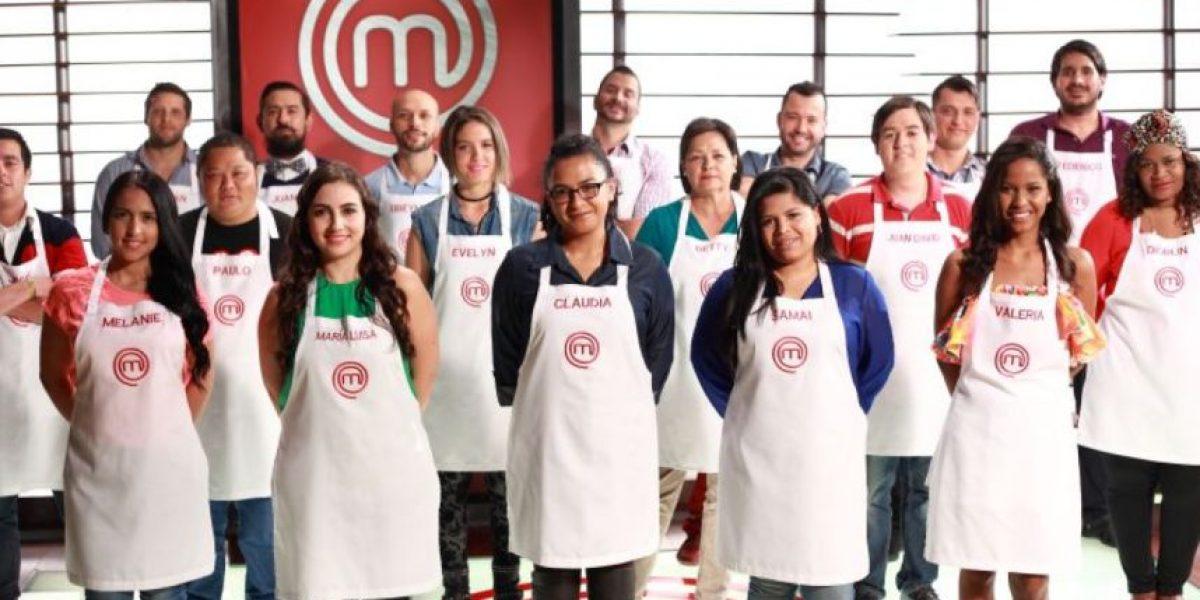 Wilmar Sánchez abandona la cocina de MasterChef