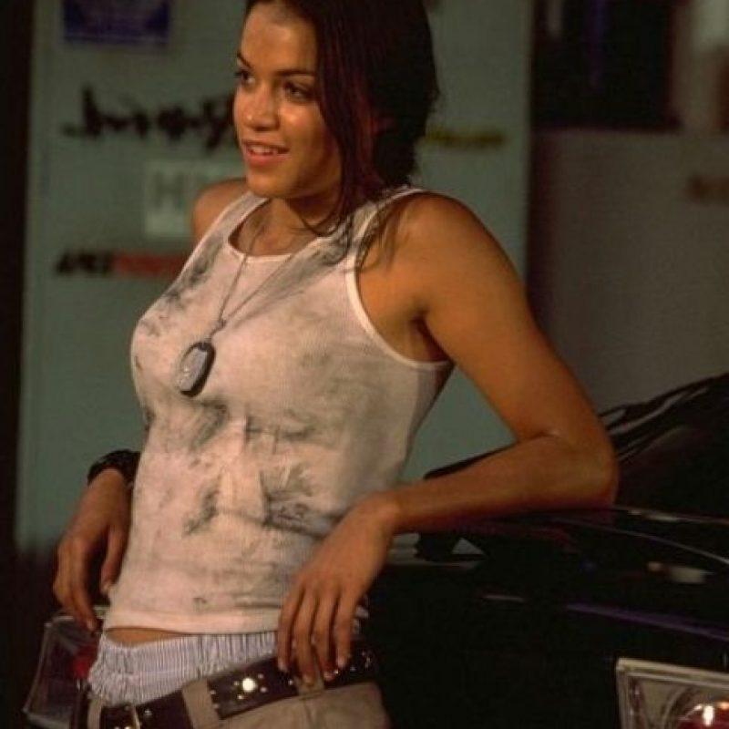 "En ""Fast and Furious"" (2001) interpetó a Letty, la novia ruda de Toretto Foto:IMDB / Universal Studios"
