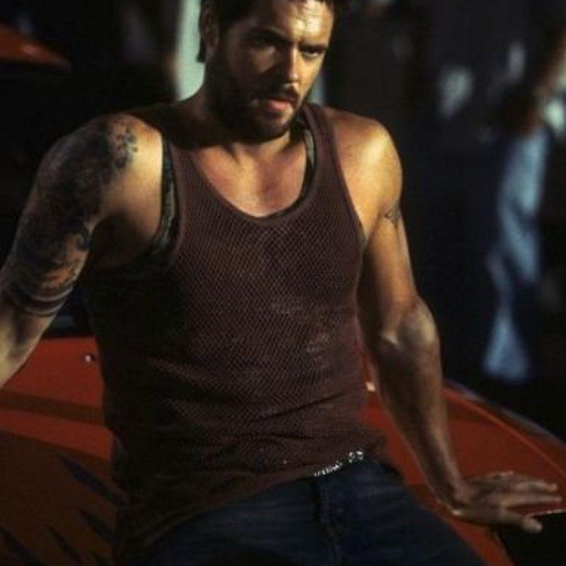 """Interpretó a Vince, el mejor amigo de Toretto en """"Fast and Furious"""" (2001) Foto:IMDB / Universal Studios"""