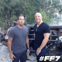 "En ""Furious 7"" Foto:Facebook/ Fast & Furious"
