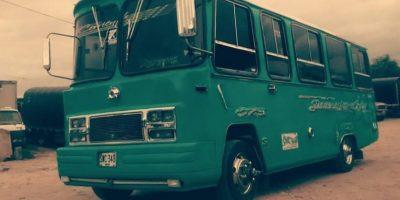 Los miembros pueden compartir imágenes de sus carros o revivir viejas épocas. Foto:Facebook Buseteros con estilo