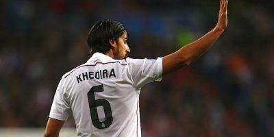 Sami Khedira, futbolista alemán, juega como mediocampista para el Real Madrid. Foto:Getty Images