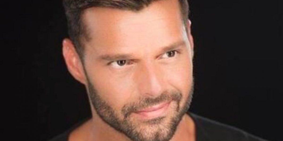 VIDEO: ¡No solo es guapo, también es divertido! Miren las graciosas muecas de Ricky Martin