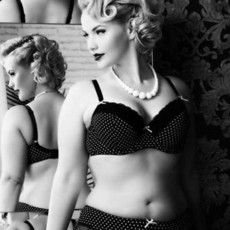 6. Les gusta más el sexo: según un estudio de 2008 de la Universidad de Hawai, las mujeres gordas tenían más sexo que las flacas, ya que su líbido era más alta. Foto:Pinterest