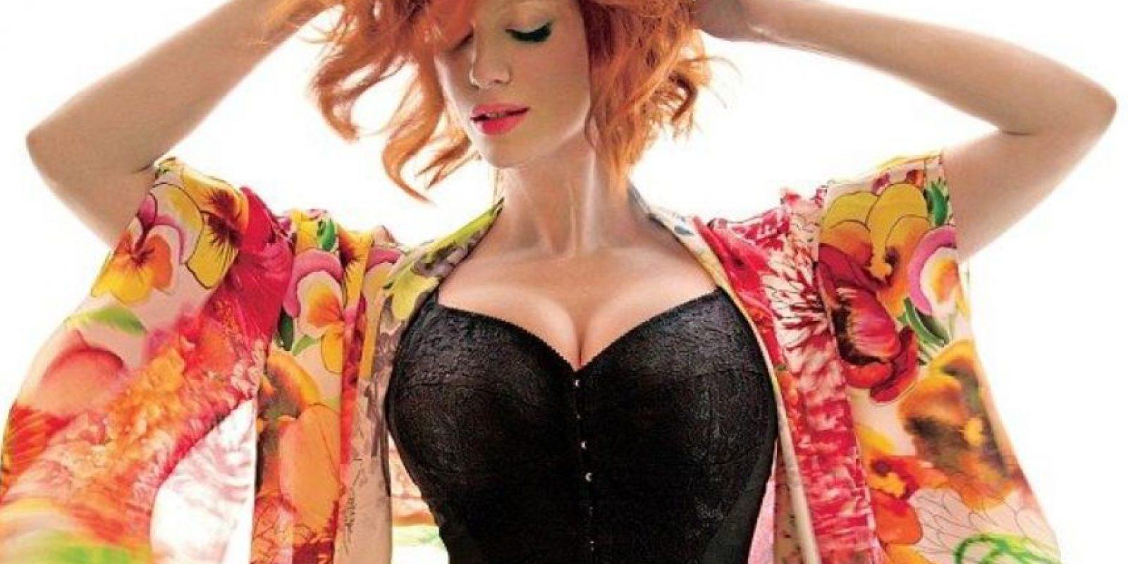 """1. La percepción es general: En 2011, una encuesta hecha a usuarios de sitios como Matchmaker y Date.com reveló que los hombres hallaban más """"calientes"""" a las mujeres con curvas. Un 85% de ellos lo hizo. Foto:Rhapsody Magazine"""