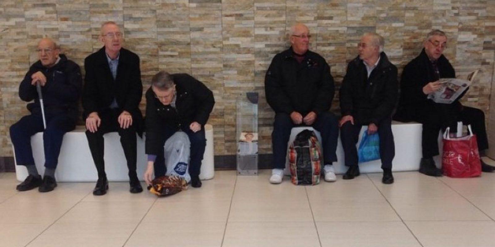 Impaciencia Foto:Vía Istagram: @miserable_men