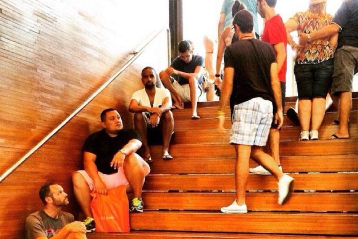 Foto:Vía Istagram: @miserable_men