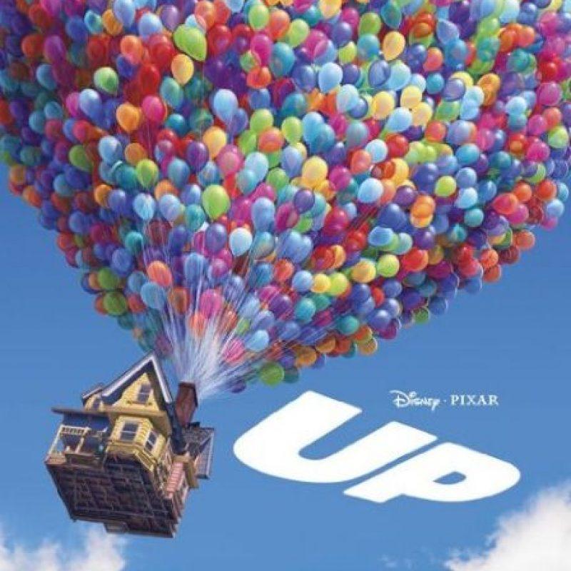 Up: Una Aventura de Altura fue estrenada en el año 2009 Foto:Vía IMDb