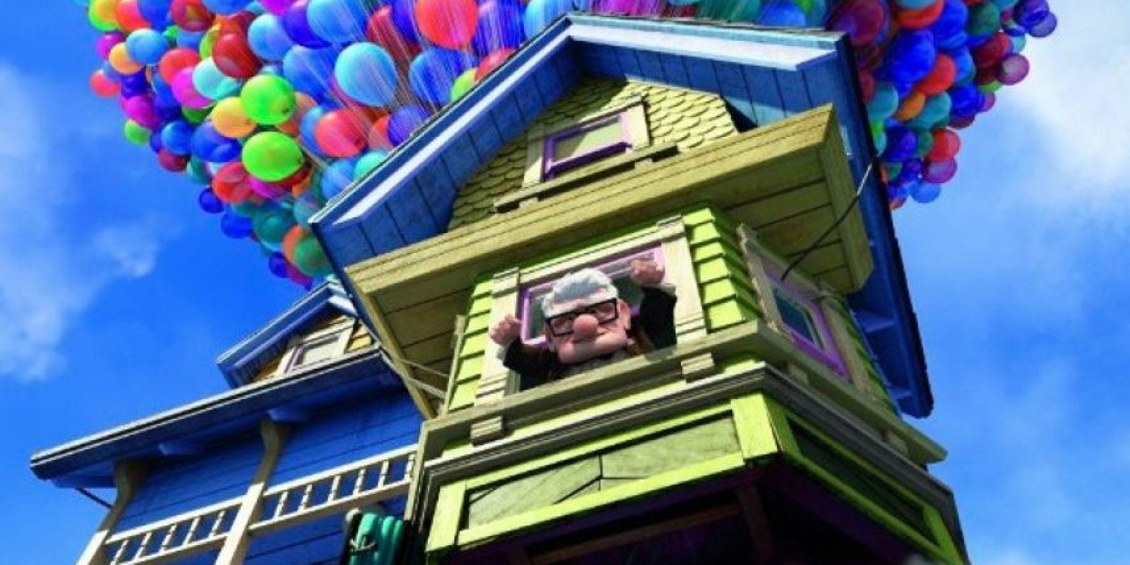 Es una película producida por Walt Disney Pictures y Pixar Animation Studios Foto:Vía IMDb