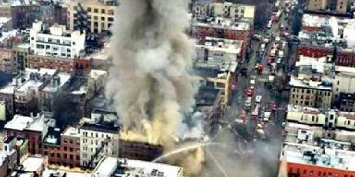 Se identificaron causas del incendio en Nueva York