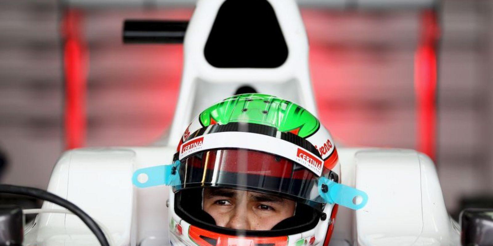 En 2011, el piloto mexicano Sergio Pérez, entonces integrante de Sauber, sufrió un terrible choque durante el Gran Premio de Mónaco. Foto:Getty Images