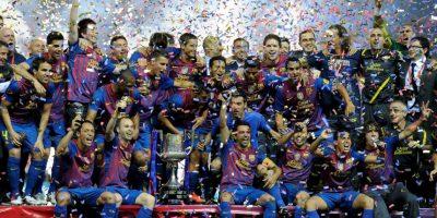 También ha conseguido dos Copa del Rey (2009 y 2012) y 6 Supercopa de España (2005, 2006, 2009, 2010, 2011 y 2013). Foto:Getty Images