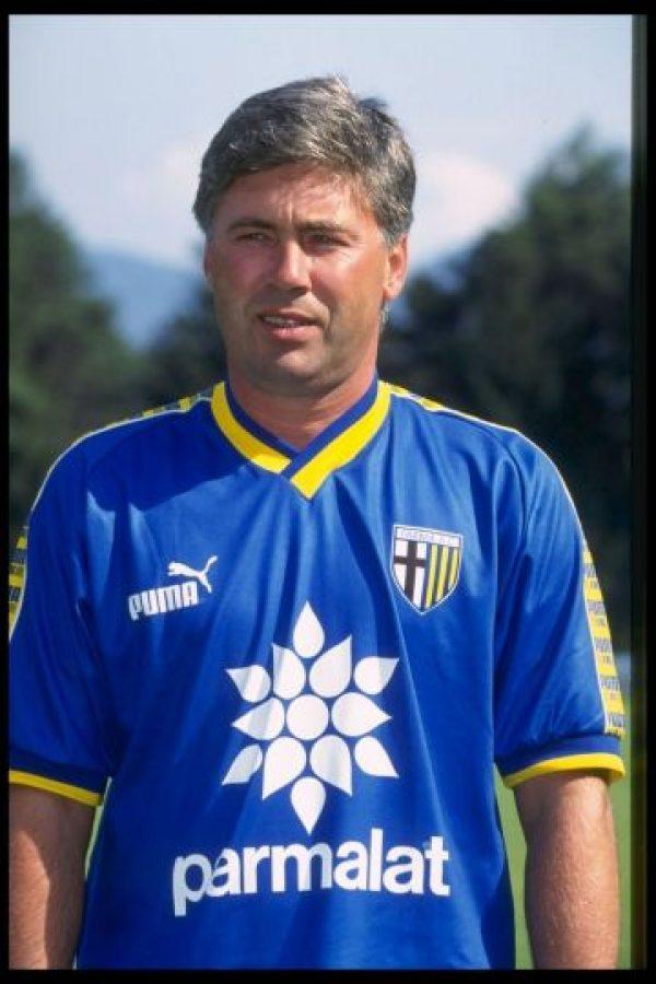 De 1996 a 1998 fue entrenador del Parma, equipo con el que años antes, había debutado como futbolista profesional. Foto:Getty Images