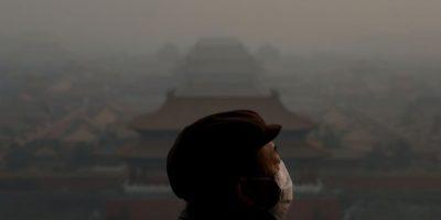 1. El aumento de los niveles de contaminación en las ciudades se ha visto reflejado en un incremento en los ingresos hospitalarios y en el registro de más casos de enfermedades cardiovasculares y pulmonares. Foto:Getty Images
