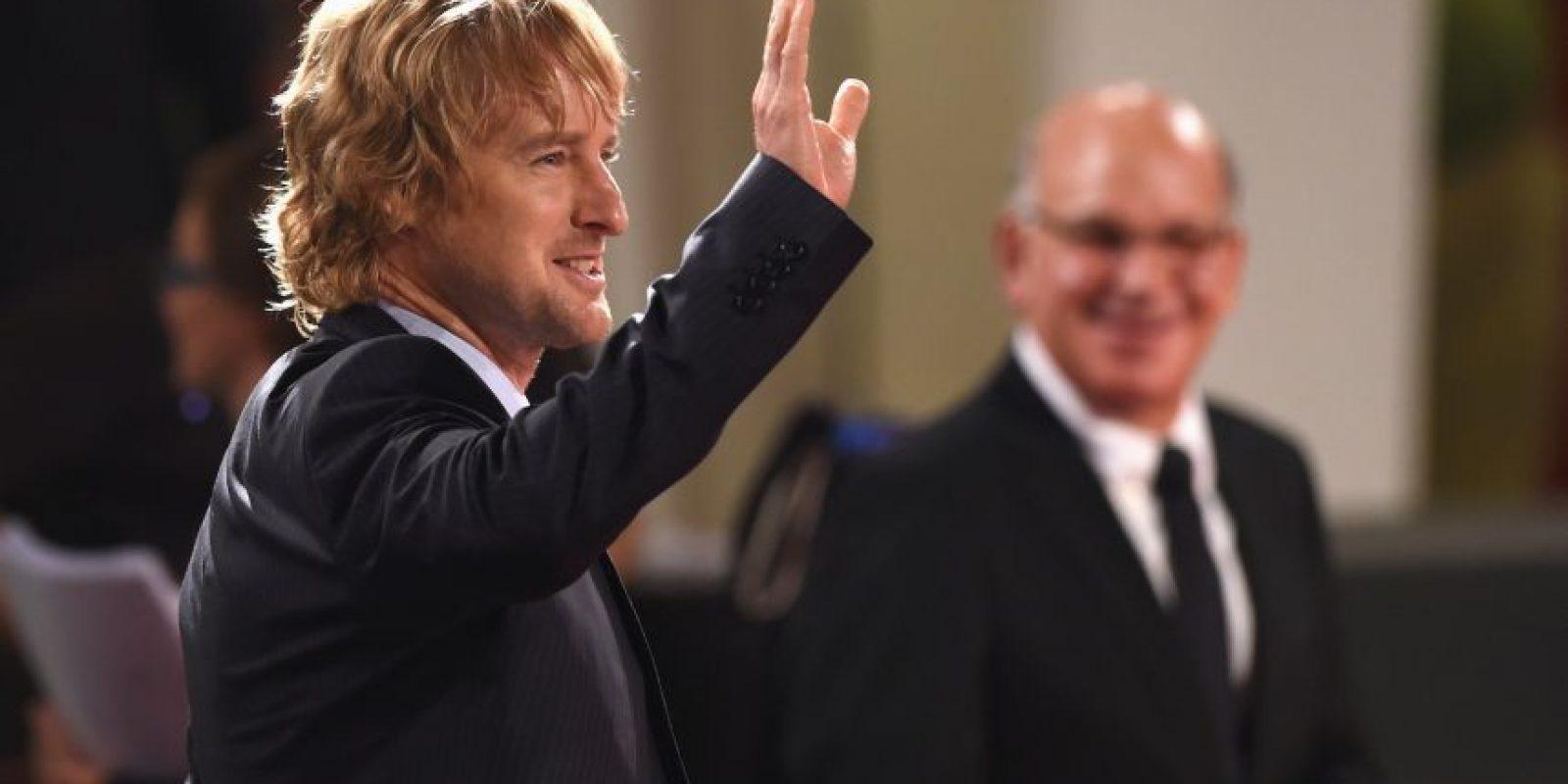 El 26 de agosto de 2007 Wilson, actor de películas como Los Rompebodas, fue llevado al Hospital St. John en Santa Mónica, California, después de que se informara que habría intentado suicidarse en su casa. Foto:Getty Images