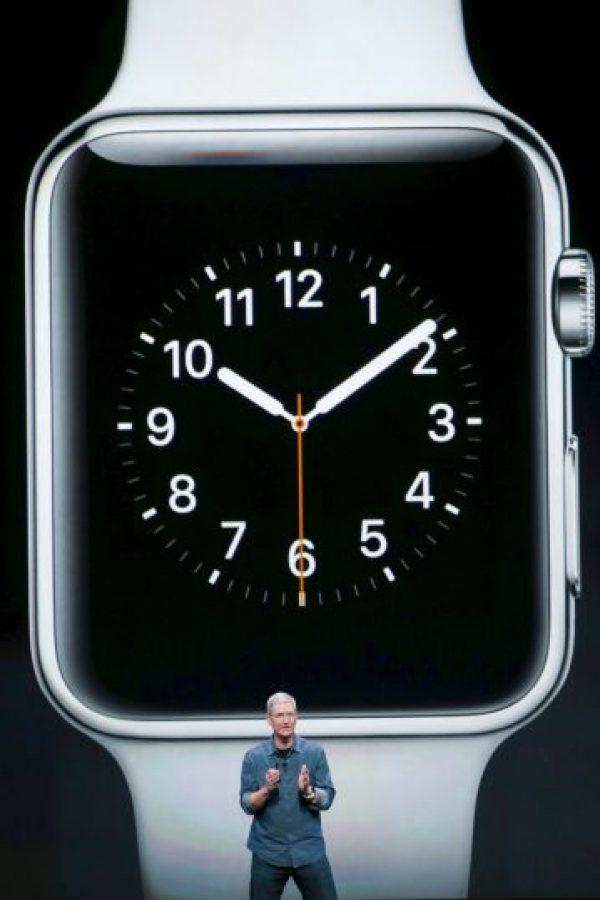 Esto por retrasos en la producción por parte de las empresas socias en la construcción del reloj. Foto:Getty