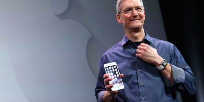 Tim Cook, CEO de Apple, donará toda su fortuna. Foto:Getty Images
