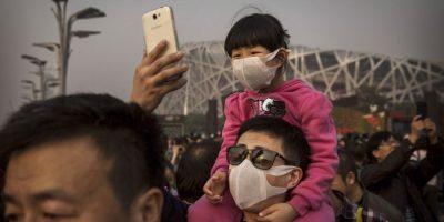 """5. El Grupo Español de Cáncer de Pulmón alerta que """"la alta tasa de contaminación en las ciudades incrementa un 20% el riesgo de padecer cáncer de pulmón"""". Foto:Getty Images"""