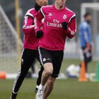 En ese mismo partido, Cristiano no disimuló su enfado cuando entró al área en posición cómoda para rematar, pero Bale prefirió disparar a meta y dejó ir una oportunidad clara de gol. Foto:Getty Images