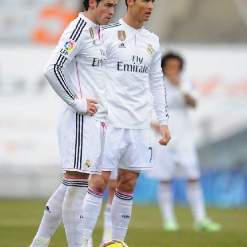 La prensa española asegura que a últimas semanas, la relación entre Cristiano Ronaldo y Gareth Bale se ha enfríado. Foto:Getty Images