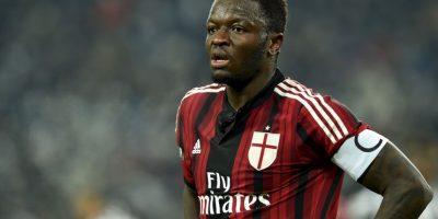 Sulley Muntari es un jugador ghanés que juega como mediocampista en el AC Milán de la Serie A. Foto:Getty Images