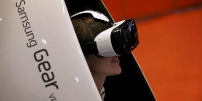 Este es Samsung Gear VR Foto:Getty