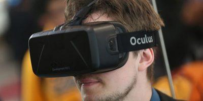 Este es el tipo de tecnología que Mark Zuckerberg se embolso con la compra de Oculus. Foto:Getty
