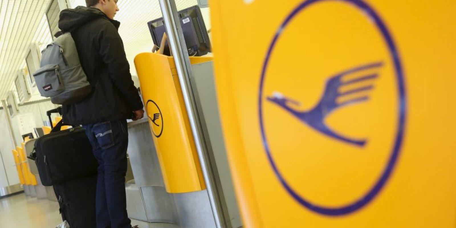 Lufthansa es la aerolínea mas grande de Europa Foto:Getty Images
