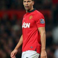 Tres futbolistas del Manchester United se encuentran en la zaga defensiva: Rio Ferdinand Foto:Getty